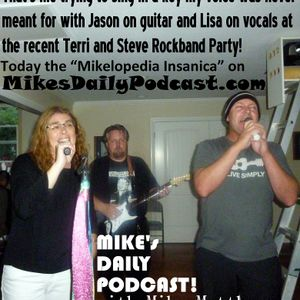 MIKEs DAILY PODCAST 740 the Travel Show!