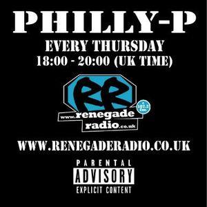 Philly-P Dub & Jungle 8-12-16 Renegade Radio 107.2FM