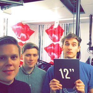 SMOOD+1 radioshow w/ Anssi from 12 Tuumaa, 09/12/15