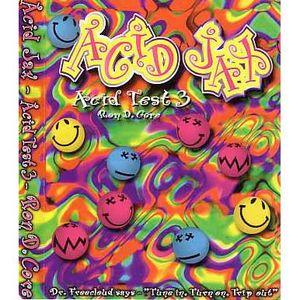 Ron D Core - Acid Jax (Acid Test 3) (Side A) [Dr Freecloud's Mixing Lab|DR015]