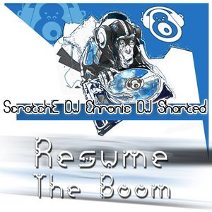 MTG Mix with ScratchE , Dj Sharted , & Dj Chronic