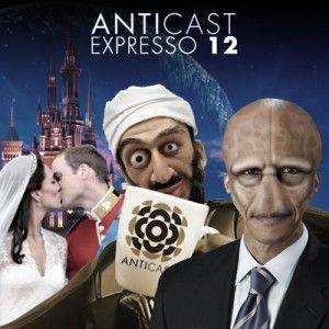AntiCast Expresso 12