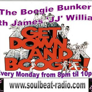 JJ's Boogie Bunker on Soulbeat Mix Show, 1st February 2016 8-10pm(GMT).