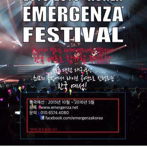 Sinstein (Live at Emergenza Festival, 20151107)