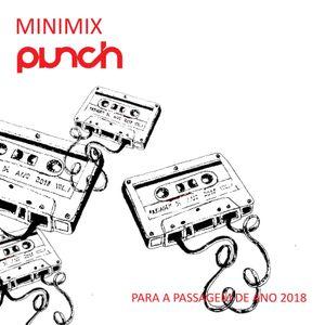Minimix Punch para a passagem de ano 2018