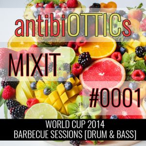 World Cup 2014 Barbecue Sessions Vol.1 [Drum and Bass]