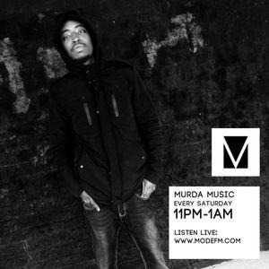 09/07/2016 - Murda Music - Mode FM (Podcast)