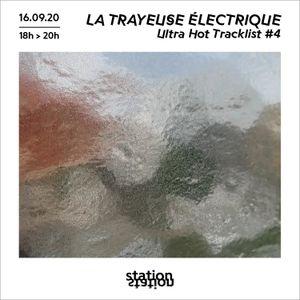 La Trayeuse Electrique - Ultra Hot Tracklist Vol.4