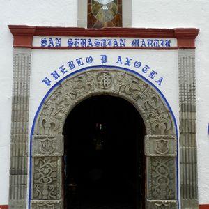 Capilla de San Sebastián Martir