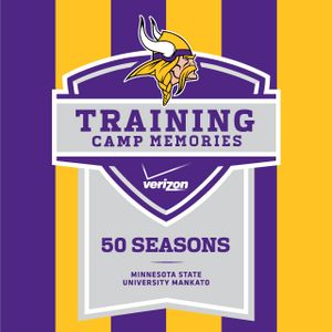 7-31-15 Training Camp Memories Bud Grant part 2