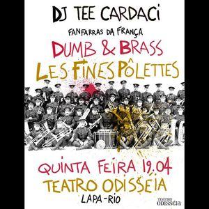 Tee Cardaci - Live at Teatro Odesseia, Rio de Janeiro (funk, soul, jazz & beyond)