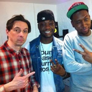 13/03/12: Ross Allen with Darq E Freaker and Afrikan Boy