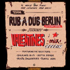 Team Rub-A-Dub Berlin Valentines 2020