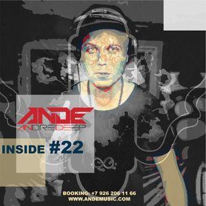 ANDE - INSIDE #22 (2017)