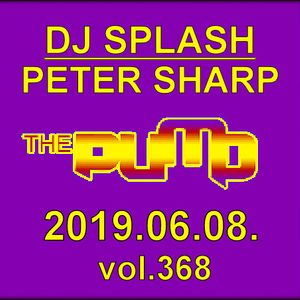 Dj Splash (Peter Sharp) - Pump WEEKEND 2019.06.08.