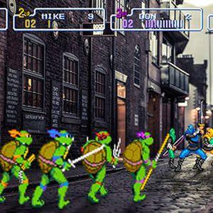 Teenrage turtles