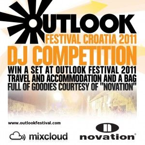 Outlook Festival Competition Entry - oval cube