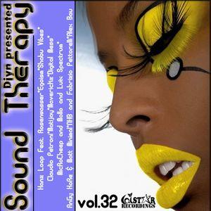 Djyn - Рresented - Sound Terapy vol.32