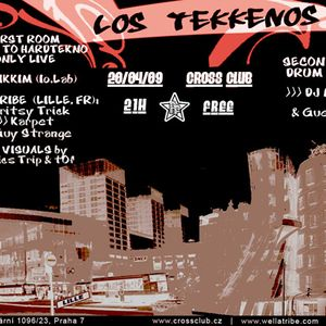 CARNIVAL - Live @ CROSS CLUB - Los Tekkenos 20.04.2009