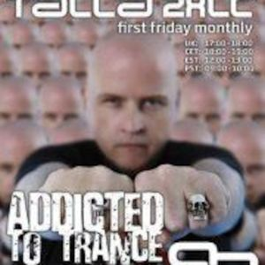 Talla 2XLC Addicted to trance august 2014