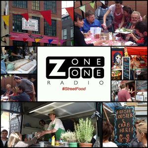 Philippa Ratcliffe - ZoneOneRadio - #StreetFood | British Street Food Awards