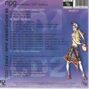 NPG Audio Show 10