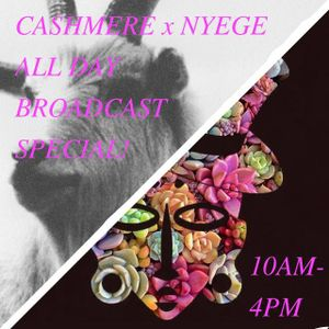 Cashmere Specials Cashmere x Nyege Nyege All Day Broadcast