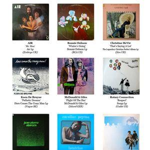 Folk & Fusion For Fall (November 2011 list)