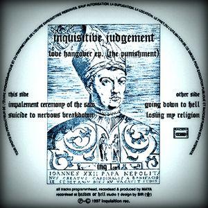 Dj Maya -  Mix Hardcore Old School (Inquisition Records)