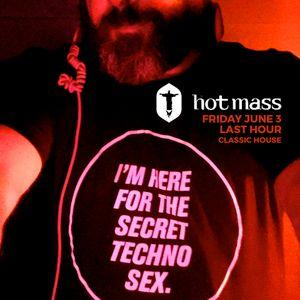 Strobe - Hot Mass Friday June 3 - Last Hour