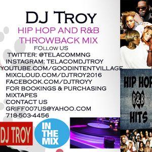 Throwback R&B Hip Hop Mix