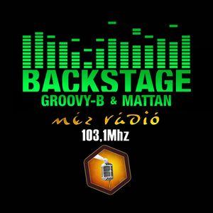 Groovy-B Backstage Mix 2012.07.26.
