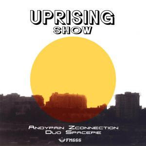 Uprising show (Andy pain & Z connection & Duo & Spacepie) @ FM666 271012