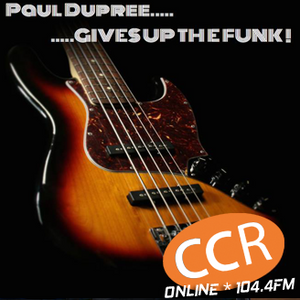 Paul Dupree Gives Up The Funk - #Chelmsford - 12/08/17 - Chelmsford Community Radio
