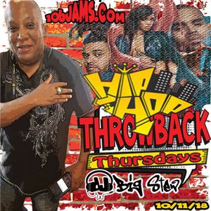 Dj Big Stew - Throwback Thursday 101118