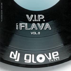 DJ Glove - V.I.P. Flava vol.8 (2008)