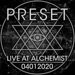 Live At Alchemist 04012020