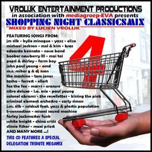 Shopping Night Classicsmix No. 23 (mixed by Lucien Vrolijk) - Various Artists / 2013-04-11
