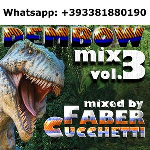 DEMBOW MIX vol.3 by Faber Cucchetti