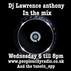 dj lawrence anthony pcr radio show 01/7/15