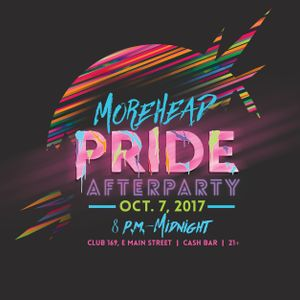 DJ Gregor presents MOREHEAD PRIDE FESTIVAL's AFTERPARTY promo podcast vol. 1
