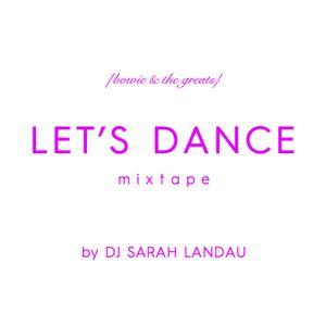 LET'S DANCE mixtape