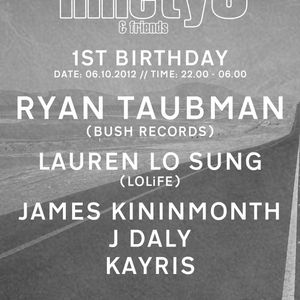 Ninety3 Records Exclusive Promo Mix with Ryan Taubman