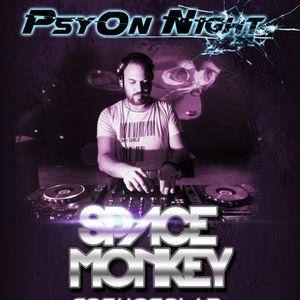 Space Monkey @ PsyOn Night 13-05-2016