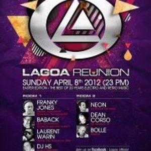 LAGOA (BE) - Easter Retro Session April 2012 - 9H of music !