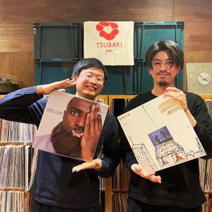 Tsubaki fm Kyoto: Yoshito Kimura & Masaki Tamura - 07.04.21