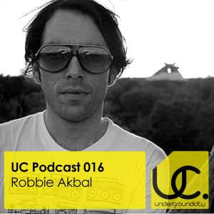 Underground City Podcast 016 by Robbie Akbal