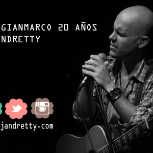 MIX GIANMARCO 20 AÑOS - DJ ANDRETTY 2014