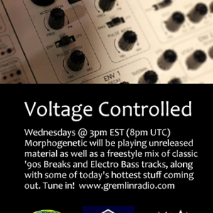Voltage Controlled Hosted By Morphogenetic Episode 15 Feat. DJ Scholar Part 2