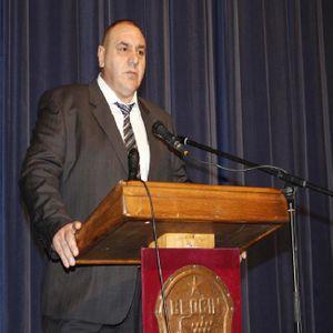 Gost Mitar Milinkovic Predsednik opstine Beocin